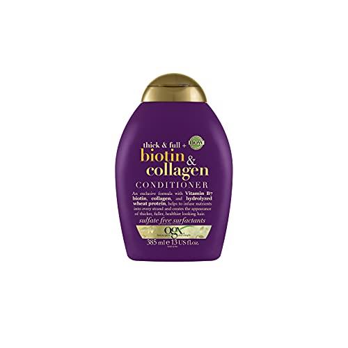 OGX Thick & Full Biotin & Collagen Conditioner, 385 ml