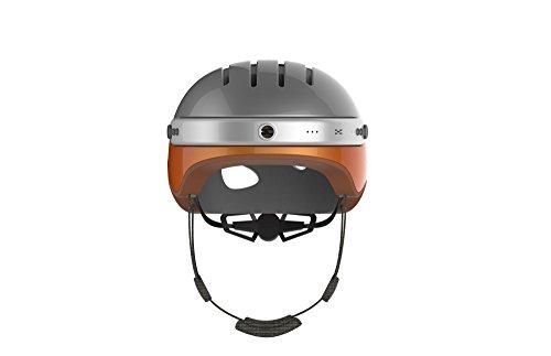 MYWAY BRANDS Casco de bicicleta inteligente con cámara HD integrada/Bluetooth y WiFi con el que puedes acompañarte tú mismo en cada momento emocionante.
