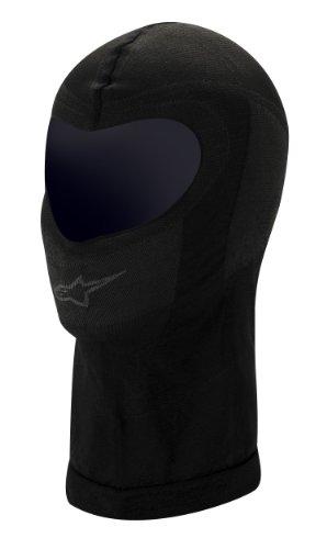 Alpinestars (4756512-10-O/S Black One Size KX Balaclava
