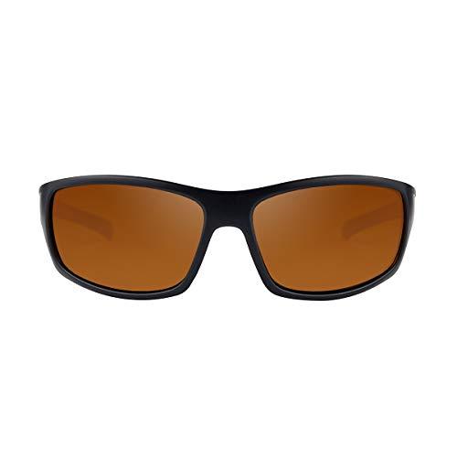 Fortis Eyewear Essential Polarised Fishing Sunglasses with UV Protection,...
