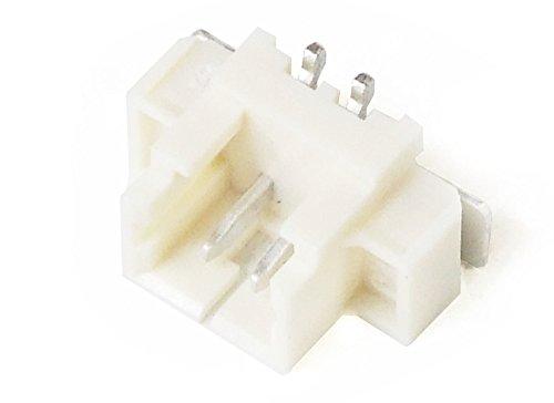 Molex 53398-0271 PicoBlade 2-Pin 1.25mm Male Header Connector SMD Stiftleiste (Generalüberholt)