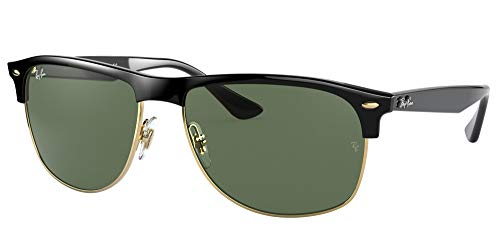 Ray-Ban 0RB4342 Gafas, BLACK, 59 Unisex Adulto