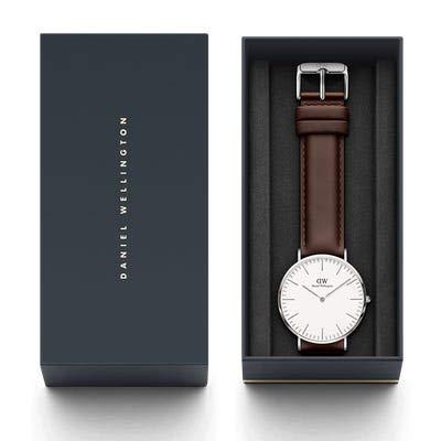 『[ダニエルウェリントン] 腕時計 0209DW 正規輸入品 ブラウン』の1枚目の画像