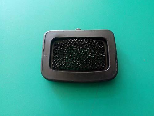 Guarnizione con filtro premotore per Hoover MBC 500UV Batti Materasso Ultra Vortex