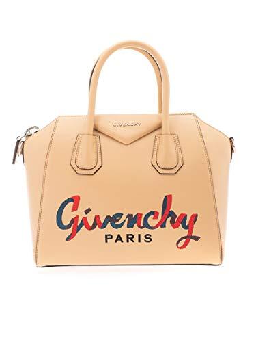 Luxury Fashion | Givenchy Dames BB500CB0ST280 Roze Leer Handtassen | Lente-zomer 20