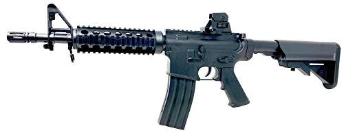 Seilershop Softair Gewehr Airsoft Rifle 80cm 0,49 Joule Black