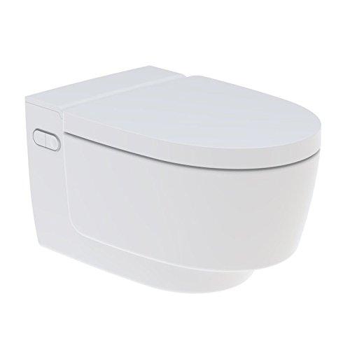 - WC japonais - WC suspendu lavant AquaClean MAÏRA blanc - Geberit 146.218.11.1