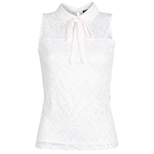 Morgan Damen T-Shirt 171-Dinco.P, Weiß (Weiß), S