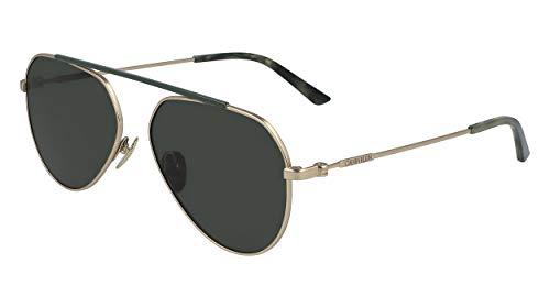 Calvin Klein EYEWEAR CK19147S gafas de sol, SATIN GEP, 5815 Unisex Adulto