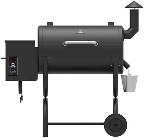 Our #10 Pick is the Z Grills Holiday 8-in-1 Pellet Smoker