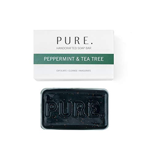 Athlete 4oz Bar Soap | Antibacterial | Antifungal (Cooling Tea Tree &...