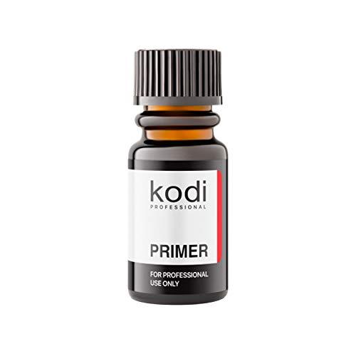 KODI Professional Ongle Primer - Gel dégraissant pour plaque à ongles - Déshydrateur et apprêt pour ongles en acrylique et gel - Déshydrateur professionnel pour la préparation des ongles