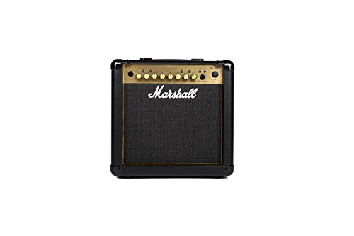 Marshall Amps Guitar Combo Amplifier (M-MG15GFX-U)