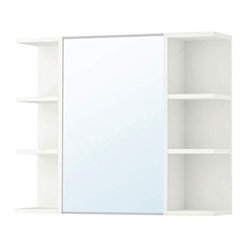 Ikea Lillangen spiegel kast 1 deur/2 einde eenheden wit 698.939.84 maat 30 3/4x8 1/4x25 1/4