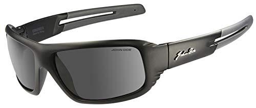 John Doe Cruiser Motorzonnebril voor fietsers – op de fiets of in de vrije tijd comfortabel te dragen.