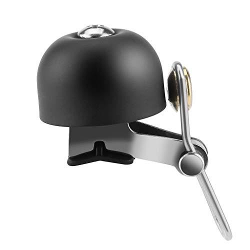 Campana de manillar de bicicleta Bicicleta de alarma de Bell Classic Seguridad de la vendimia Bell del manillar del anillo del sonido del camino de MTB Bicicleta Cuerno Ciclismo Accesorios de aluminio