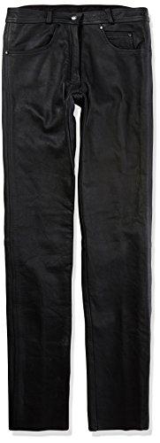 Roleff Racewear Lederhose, Größe: 38 , Schwarz