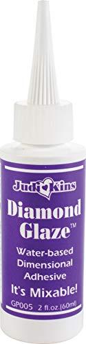 Judikins Diamond Glaze 2 Ounces GP005 (3-Pack)