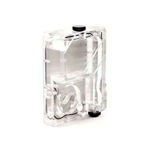 YYGE ARGB PC Depósito de agua Iceman Refrigerador DDC Combo Res Contenedor de refrigeración de agua para chasis Ntsase M1 V4 V5 V6
