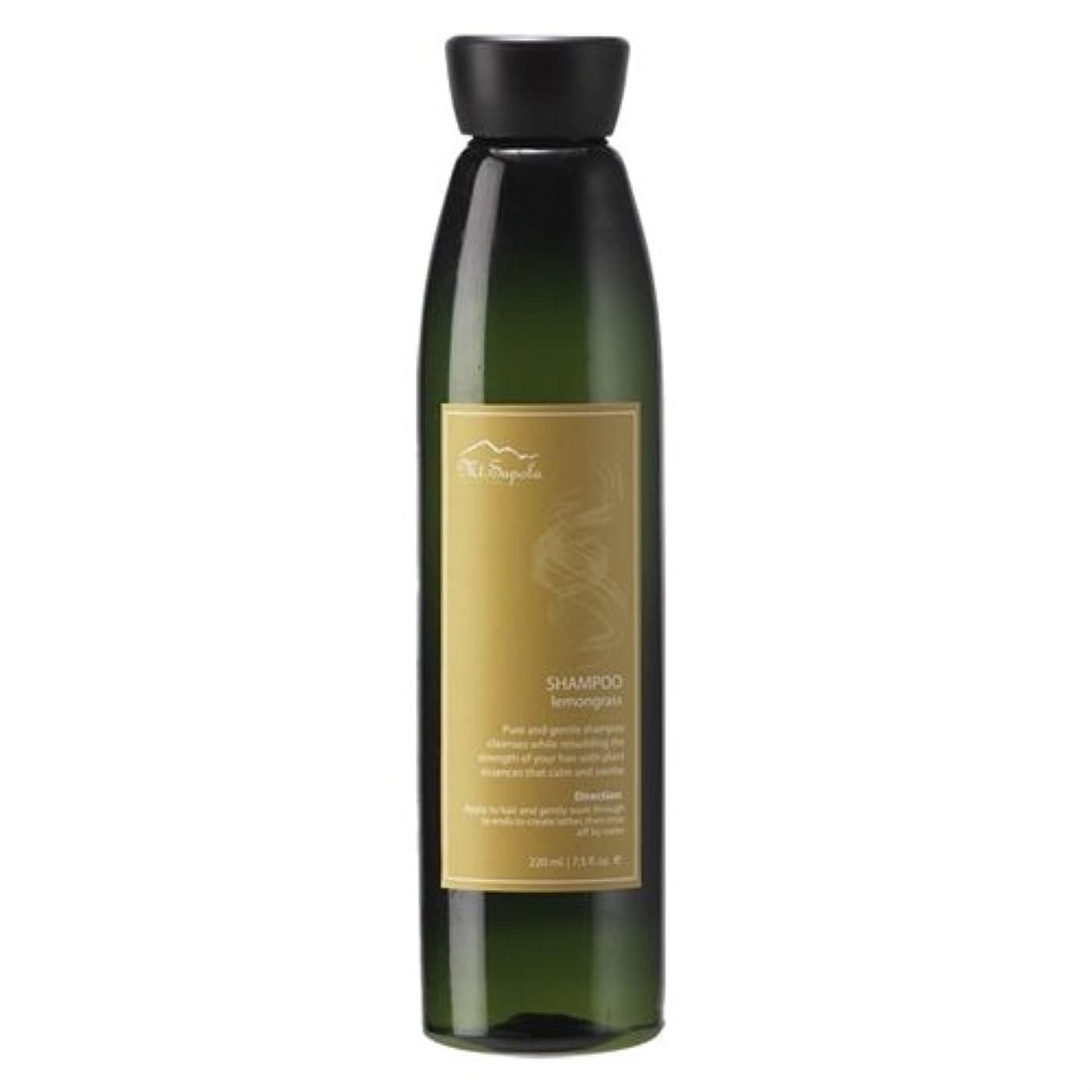 賛辞その結果枠MT0055 レモングラス コンディショニングシャンプー 220ml【Mt.Sapola(マウントサポラ)】