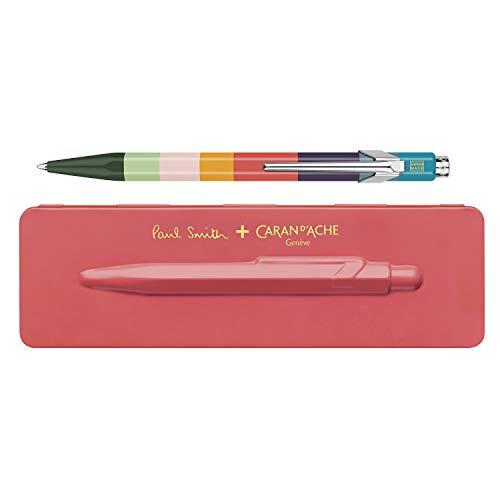 Caran d'Ache 851 Kugelschreiber Paul Smith, Etui Coral Pink