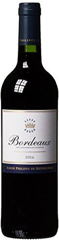Baron Philippe de Rothschild Bordeaux AOC Rouge Merlot Trocken, (1 x 0.75 l)