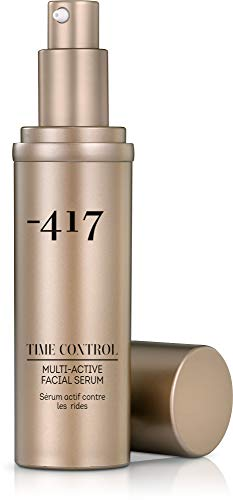 -417 SÉRUM FACIAL ACTIF DE PRÉVENTION DES RIDES 50 ml- rajeunissement cellulaire - Complexe minéral précieux de la mer Morte Time Control Collection