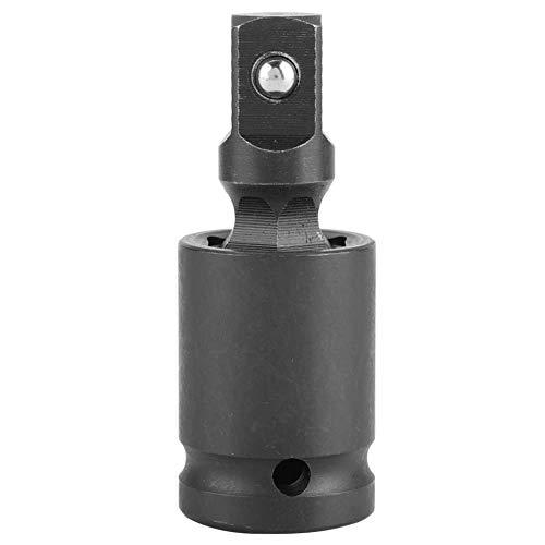 Pneumatic Wrench Universal Joint Swivel Socket Set Swivel Drive Adapter Reducer Air Impact Wobble Socket(1/2inch)