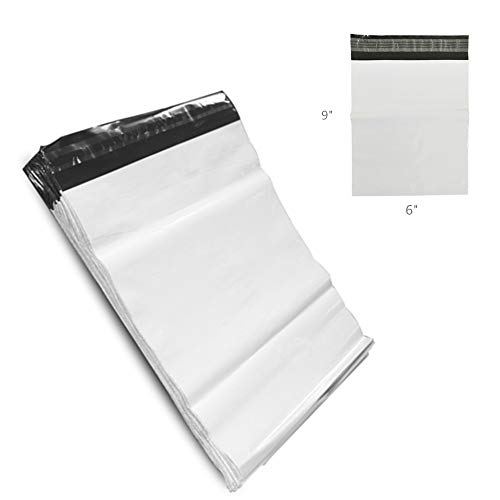 MADISHAN 24 x 24 Black Poly Mailer Envelopes Shipping Bags with Self Adhesive Waterproof and Tear-Proof Postal Bags Total Pack of 50 Mailers