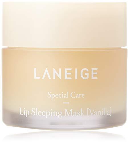 Laneige Lip Sleeping Mask - Vanilla By Laneige for Unisex - 0.7 Oz Lip Mask, 0.7 Oz