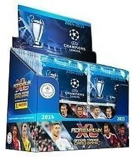 Champions League Adrenalyn XL 2014/2015 (5 Packs) 14/15 Packets