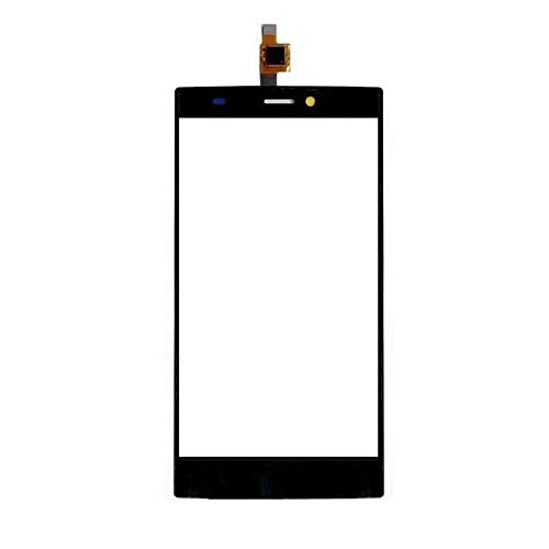 MrSpares Touch Screen digitizer Panel Part for Micromax Canvas Nitro 2 E311 : Black