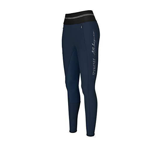 Pikeur Damen Vollbesatz Reithose GIA Grip Athleisure, Nightblue, 88