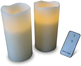 THUMBS UP Thumbsup UK, Remote Control Candles, Set of 2