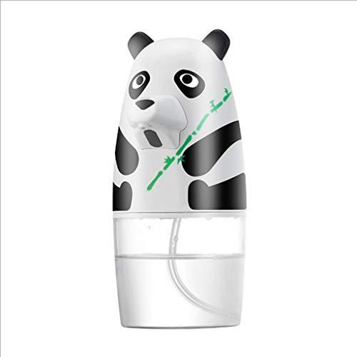HMEI dispensador de loción Los niños encimera dispensador de jabón sin Contacto de Alta Capacidad, infrarrojo Activado Movimiento del Sensor, la Burbuja de inducción de Infrarrojos (0,25s)