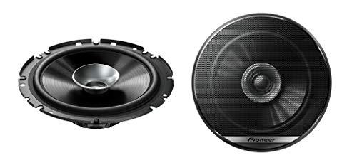 Pioneer TS-G1710F Altavoces, Negro