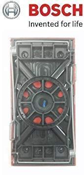 Bosch 2609000877 Schleifplatte, Ersatz für Bosch PSS 250A und PSS 250AE Schleifmaschinen