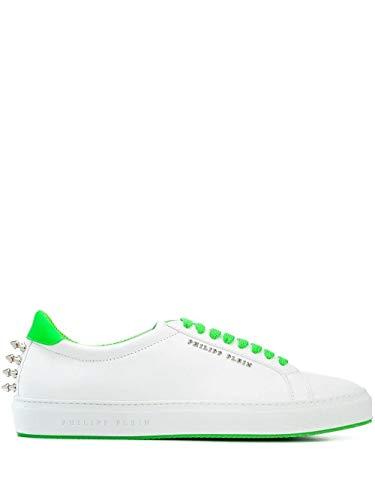 Philipp Plein Fashion Heren MSC2573PCO008N0105 Wit Sneakers |