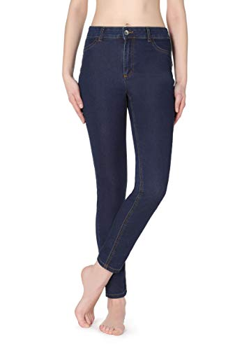 Calzedonia Damen Weiche Push-Up-Jeans