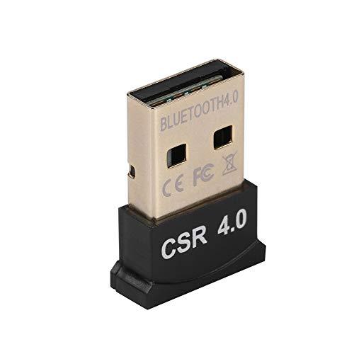 CSR4.0 Mini USB 2.0 Bluetooth Adapter, Wireless 4.0 Dongles ontvanger, mini USB-ontvanger voor Microsoft/Office software met 3 Mbit/s overdrachtssnelheid/20 m overdrachtsafstand