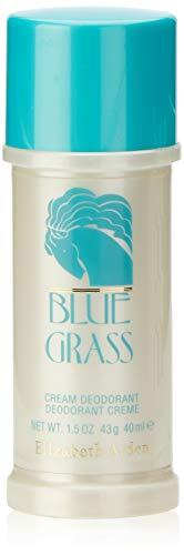 Elizabeth Arden - Blue Grass - Crème Déodorante - Parfum Frais & Délicat - 40 ml
