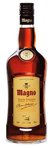 Brandy Jerez Solera Reserva Magno - 1 botella de 70 cl