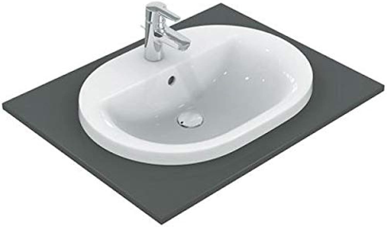Ideal Standard Waschtisch Encastre Connect 62cm (E504001)