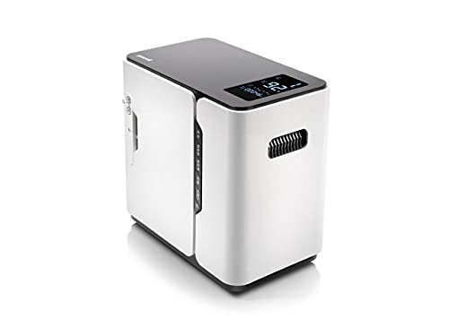 YU 300 OXYGEN CONCENTRATOR FOR HOME USE 1-7LPM - 90-30% HIGH PURITY OXYGEN