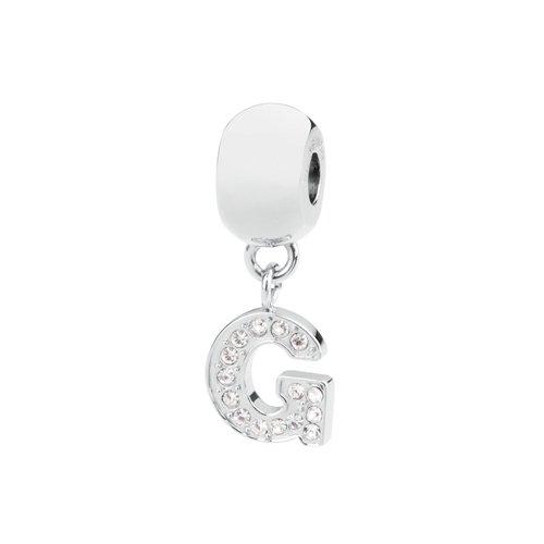 Ciondolo Unicitˆ Brosway Trs Jolie Mini lettera G con cristalli