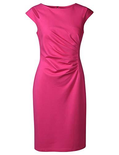 APART Fashion Damska sukienka z dżerseju, do kolan