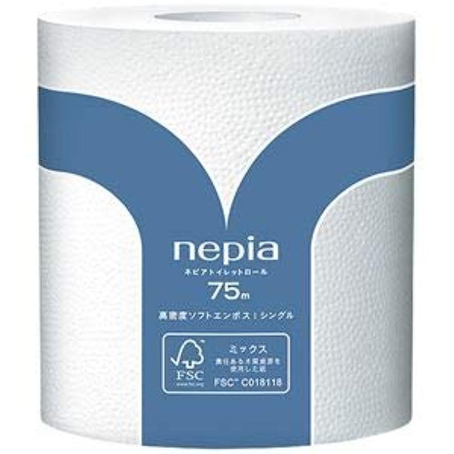 販売員犠牲ヒール(まとめ) ネピア トイレットペーパー ネピアロール S 80巻【×3セット】