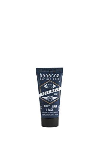 benecos Bio benecos for men only Body Wash 3 in 1 Mini (1 x 30 ml)