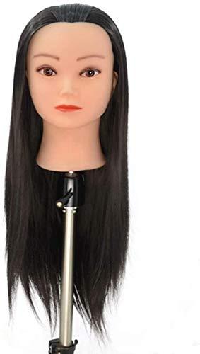 Mannequins de couture reglable Le Tresses Cheveux de mariée Tresse d'apprentissage Modèle de tête modèle Coiffure Chef de Formation Head Porte vêtement Mannequin