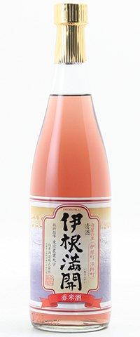 【日本酒】伊根満開(いねまんかい) 赤米酒 720ml ※熟成具合により色の濃淡が変わります